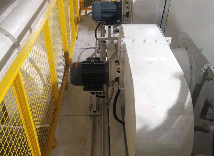 食品机械风机应用案例